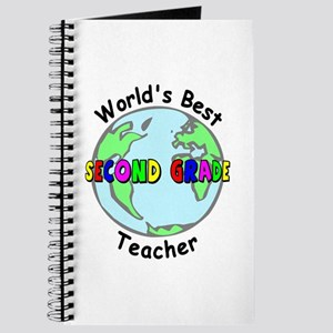 Second Grade Teacher Journal
