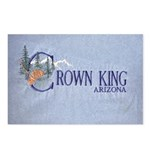 Crown King Postcards (Package of 8)