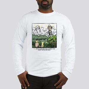 God vs. MD Long Sleeve T-Shirt