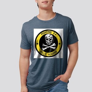 VF-84 Jolly Rogers Ash Grey T-Shirt