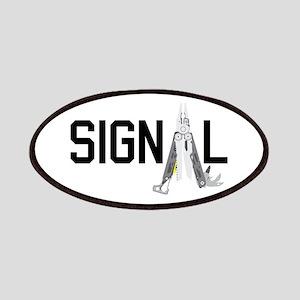 BadgeWork Multitool Signal Patch