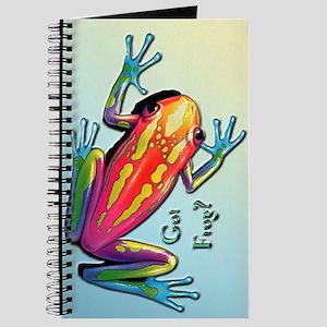 Got Frog? Journal