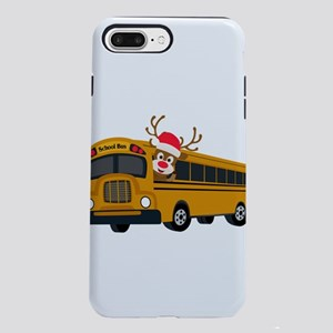 Rudolph Reindeer School iPhone 8/7 Plus Tough Case