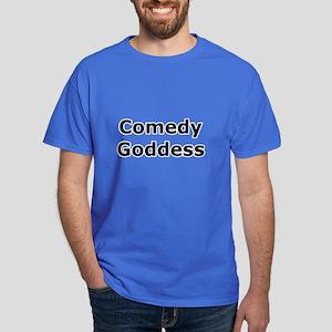 Comedy Goddess Dark T-Shirt
