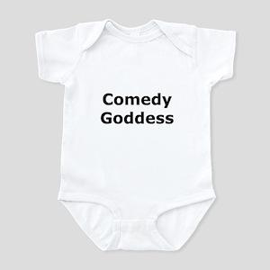 Comedy Goddess Infant Bodysuit