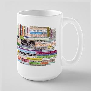 Bunco Large Mug