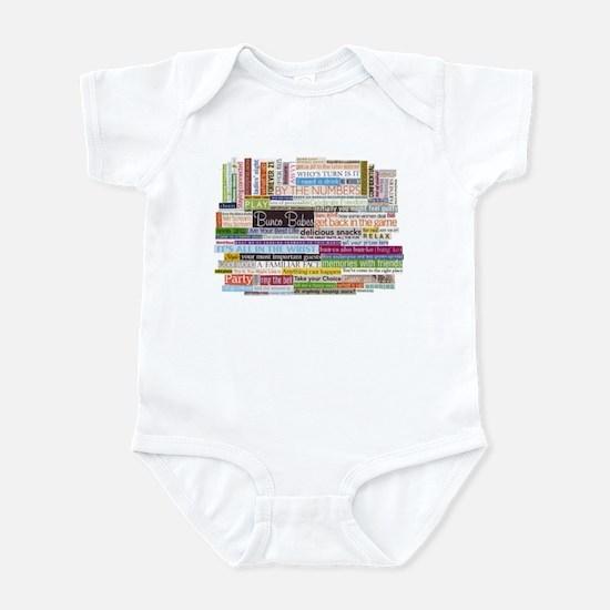 Bunco Infant Bodysuit
