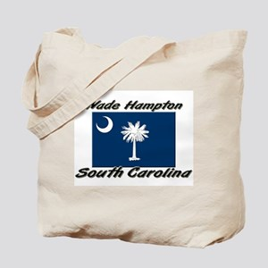 Wade Hampton South Carolina Tote Bag