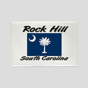 Rock Hill South Carolina Rectangle Magnet