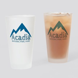 Acadia Drinking Glass