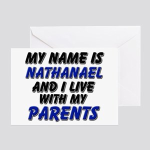 my name is nathanael and I live with my parents Gr