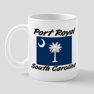 Port Royal South Carolina Mug