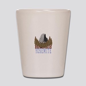 YOSEMITE AMAZING Shot Glass
