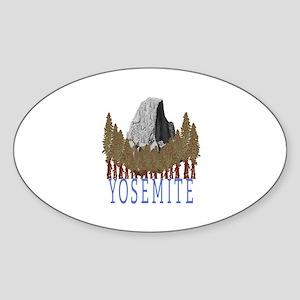 YOSEMITE AMAZING Sticker
