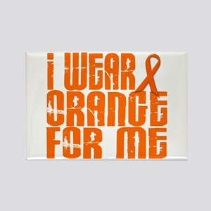 I Wear Orange For Me 16 Rectangle Magnet