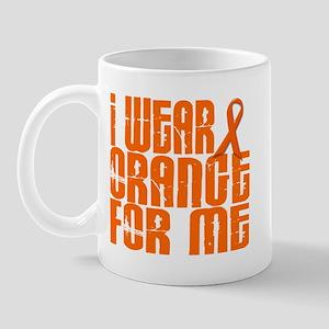 I Wear Orange For Me 16 Mug
