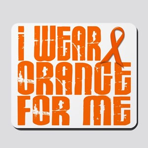 I Wear Orange For Me 16 Mousepad