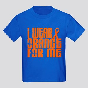 I Wear Orange For Me 16 Kids Dark T-Shirt
