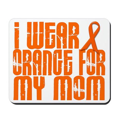 I Wear Orange For My Mom 16 Mousepad