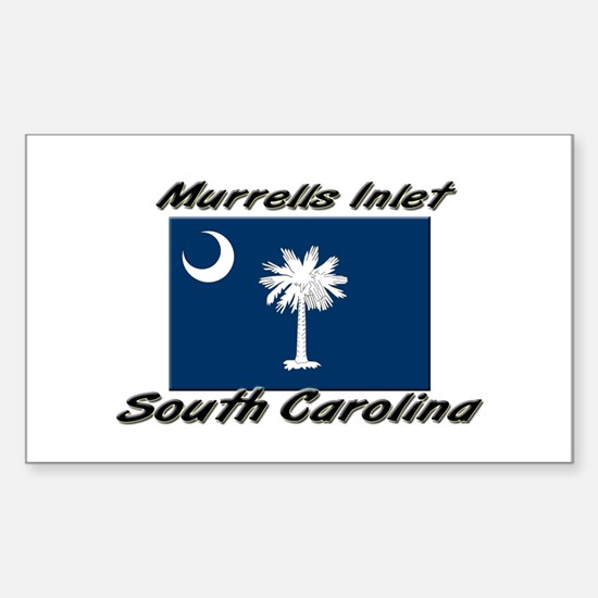 Murrells Inlet South Carolina Rectangle Decal