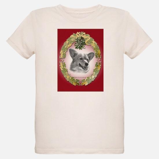 Welsh Corgi Christmas T-Shirt