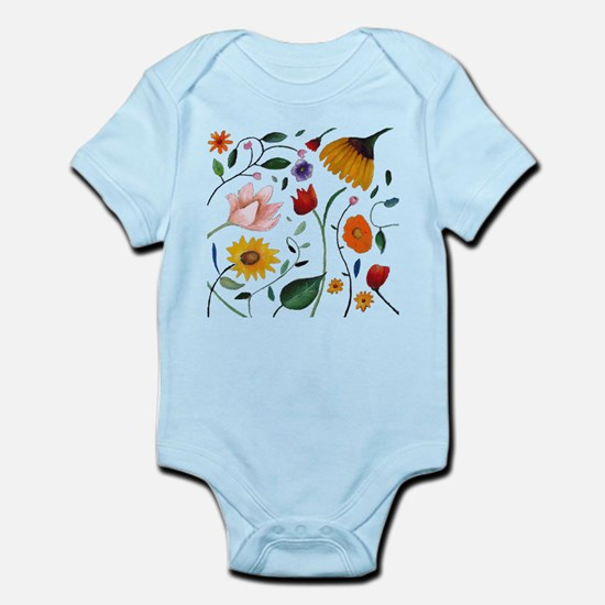 FLOWERS Infant Bodysuit