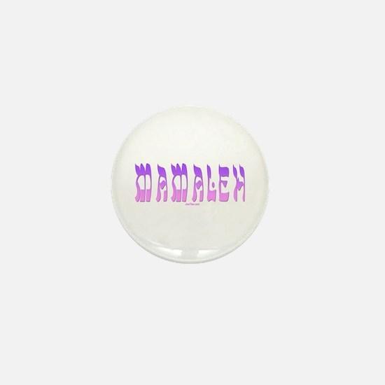 Mamaleh Jewish Mother Mini Button