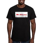 McSteamy Men's Fitted T-Shirt (dark)