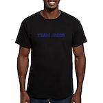 Team Jacob Men's Fitted T-Shirt (dark)