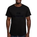 Drink My Milkshake! Men's Fitted T-Shirt (dark)