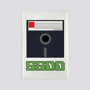 SSDD Rectangle Magnet (10 pack)