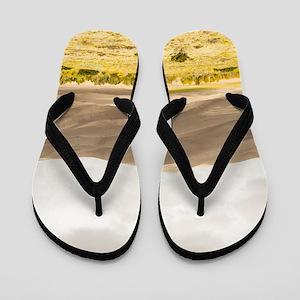 Sand Dunes Flip Flops
