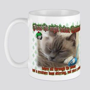 Twas the night before Xmas Mugs
