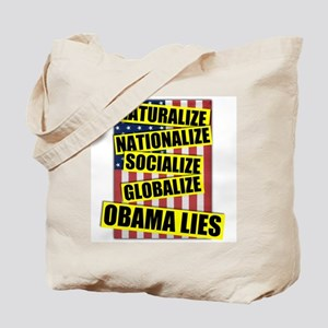 Obamalize Tote Bag