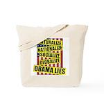 Obamalize Tote Bag