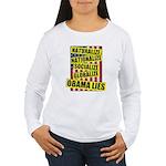 Obamalize Women's Long Sleeve T-Shirt