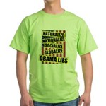 Obamalize Green T-Shirt
