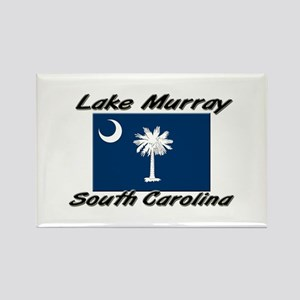 Lake Murray South Carolina Rectangle Magnet