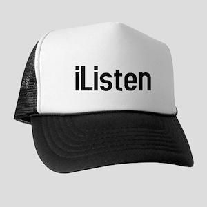 iListen Therapist Trucker Hat
