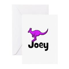 Joey - Kangaroo Greeting Cards (Pk of 20)