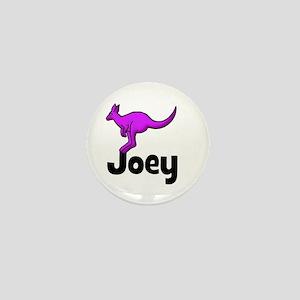 Joey - Kangaroo Mini Button