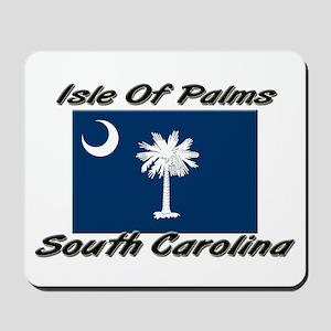 Isle of Palms South Carolina Mousepad