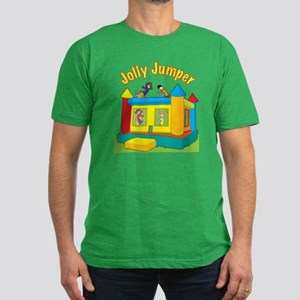 Jolly Jumper Men's Fitted T-Shirt (dark)