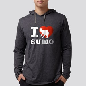 I love Sumo Long Sleeve T-Shirt
