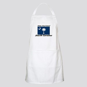 Hilton Head Island South Carolina BBQ Apron