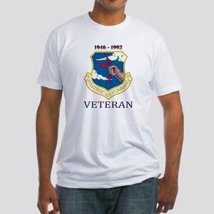 SAC Veteran! Fitted T-Shirt