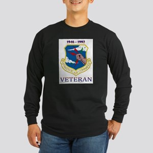 SAC Veteran! Long Sleeve Dark T-Shirt