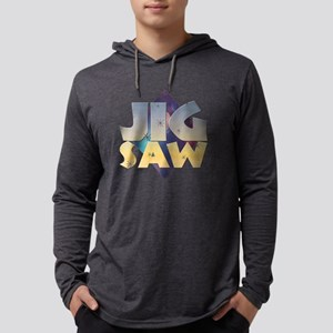 jig saw Long Sleeve T-Shirt