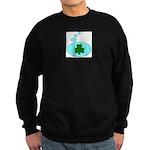 SHAMROCK THOUGHTS Sweatshirt (dark)