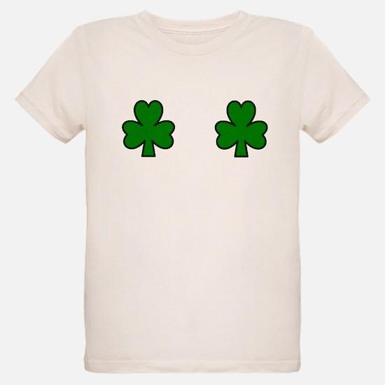 SHAMROCK CHEST T-Shirt